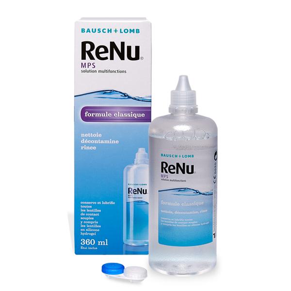 prodotto per la manutenzione ReNu MPS 360ml