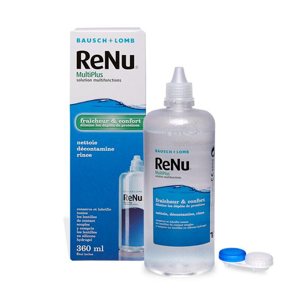 prodotto per la manutenzione ReNu MultiPlus 360ml