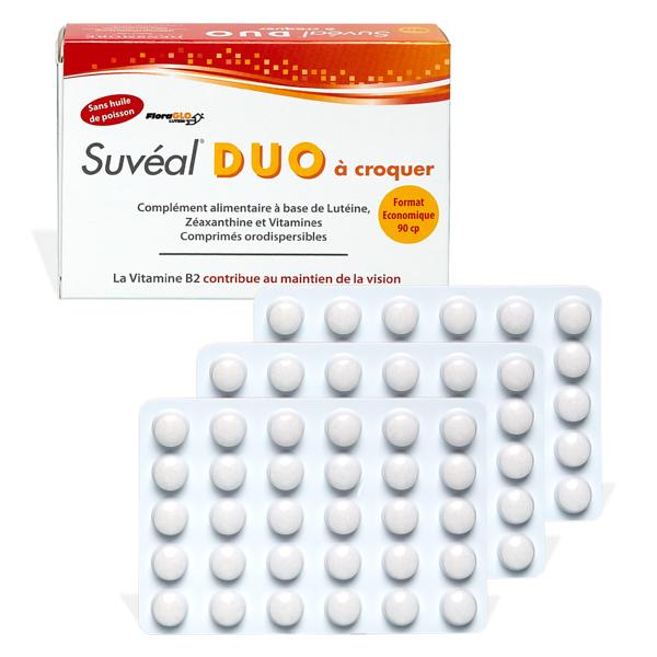 produit lentille Suv�al Duo x90