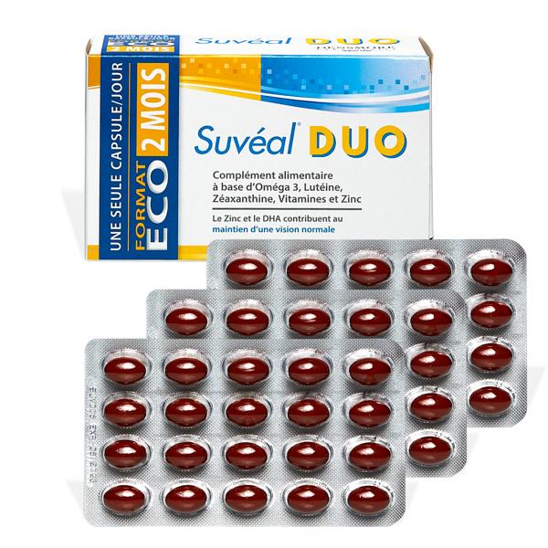 produit lentille Suv�al Duo x60