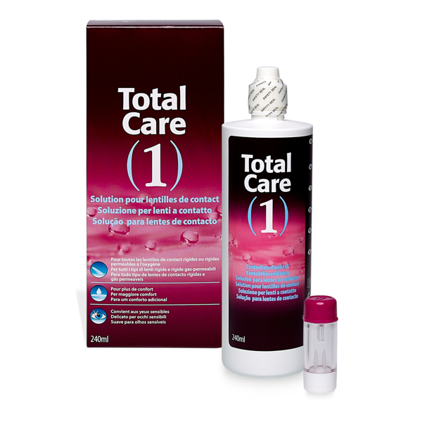 produit lentille TotalCare (1) 240ml