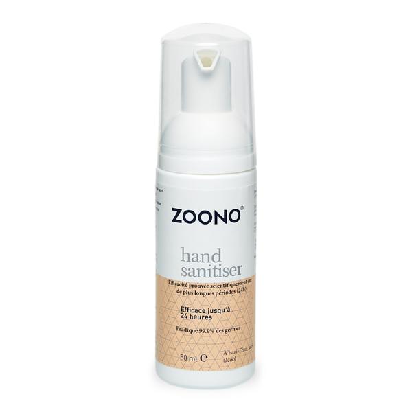 prodotto per la manutenzione zoono hand sanitiser 50ml