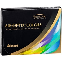 achat lentilles Air Optix Colors