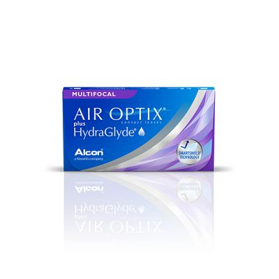 prodotto per la manutenzione Air Optix Plus Hydraglyde Multifocal