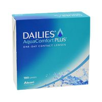 Compra de lentillas DAILIES AquaComfort Plus 180