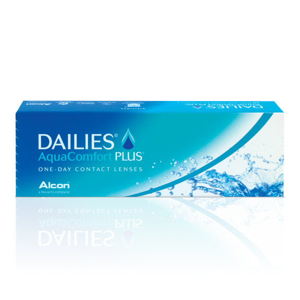 Lentilles de contact DAILIES AquaComfort Plus 30