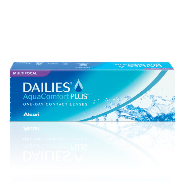 Lentilles de contact Dailies AquaComfort Plus Multifocal 30