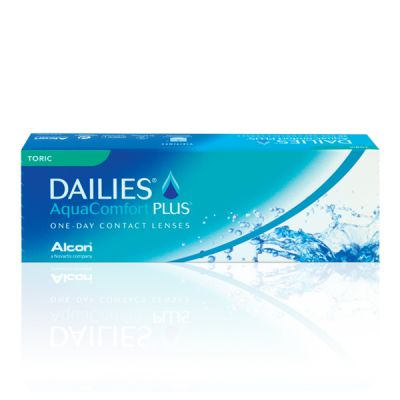 producto de mantenimiento DAILIES AquaComfort Plus Toric 30