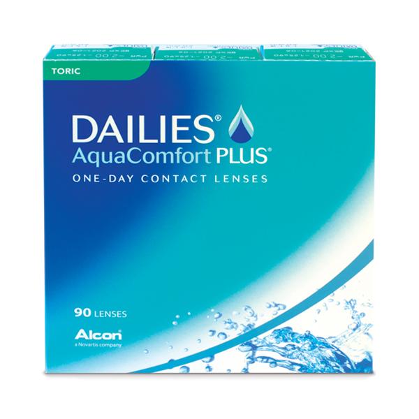 DAILIES AquaComfort Plus Toric 90