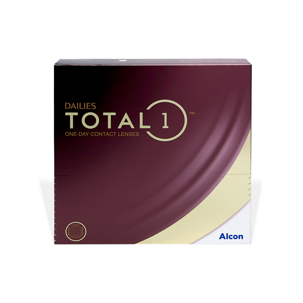 kontaktlencsék DAILIES TOTAL 1 (90)