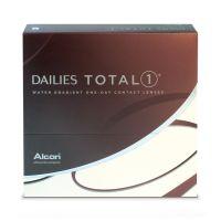 nákup kontaktních čoček DAILIES TOTAL 1 90