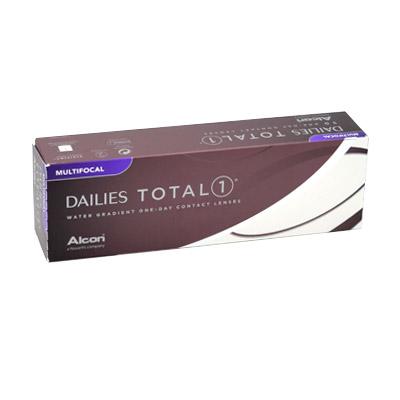 producto de mantenimiento DAILIES TOTAL 1 Multifocal 30