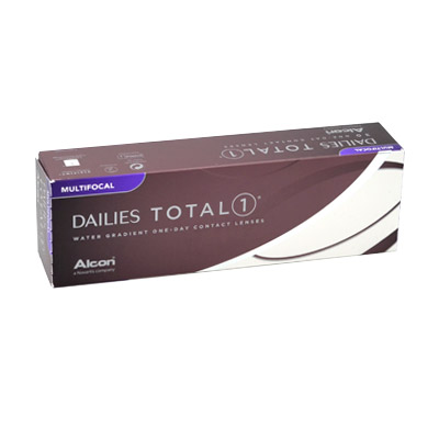 Lentilles de contact DAILIES TOTAL 1 Multifocal 30