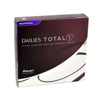 Lentilles de contact DAILIES TOTAL 1 Multifocal 90