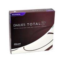 nákup kontaktních čoček DAILIES TOTAL 1 Multifocal (90)