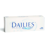 kontaktlencsék Focus DAILIES All Day Comfort 30