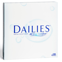 kontaktlencsék Focus DAILIES All Day Comfort 90
