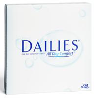 Kontaktlencsék Focus DAILIES All Day Comfort (90)