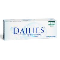 Focus DAILIES All Day Comfort Toric 30 Kontaktlinsen