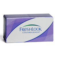 Lentilles de contact FreshLook ColorBlends