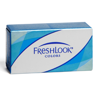 Lentilles de contact FreshLook Colors
