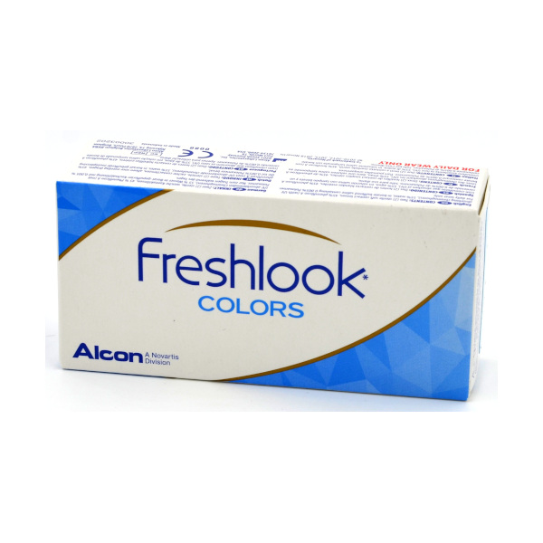 šošovky FreshLook Colors