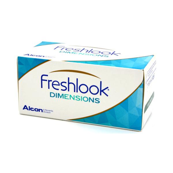 šošovky Freshlook Dimensions 2