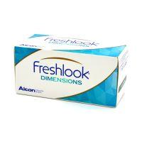 nákup kontaktních čoček FreshLook Dimensions