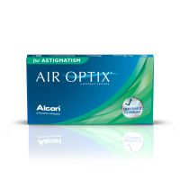 Kontaktné šošovky Air Optix for Astigmatism