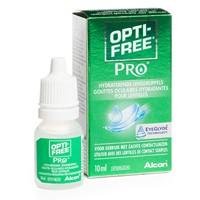 Compra de producto de mantenimiento Opti-Free Pro Hydratant 10ml