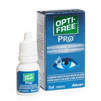 Opti Free Pro Lubrifiant 10 mL Pflegemittel