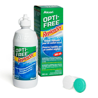 Roztok OPTI-FREE RepleniSH 300ml