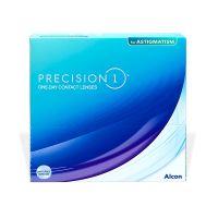 nákup kontaktných šošoviek PRECISION 1 for Astigmatism (90)