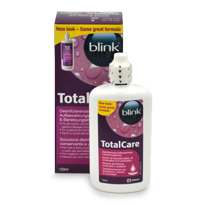 nákup roztoků Total Care Décontamination 120mL