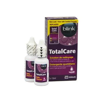 achat produit lentilles Total Care Nettoyage 30 mL