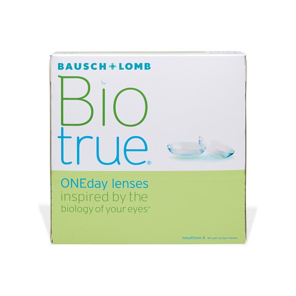šošovky Biotrue One Day 90