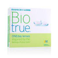 nákup kontaktných šošoviek Biotrue One Day 90