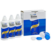 kontaktlencse tisztító vásárlás Boston Simplus 3x120ml