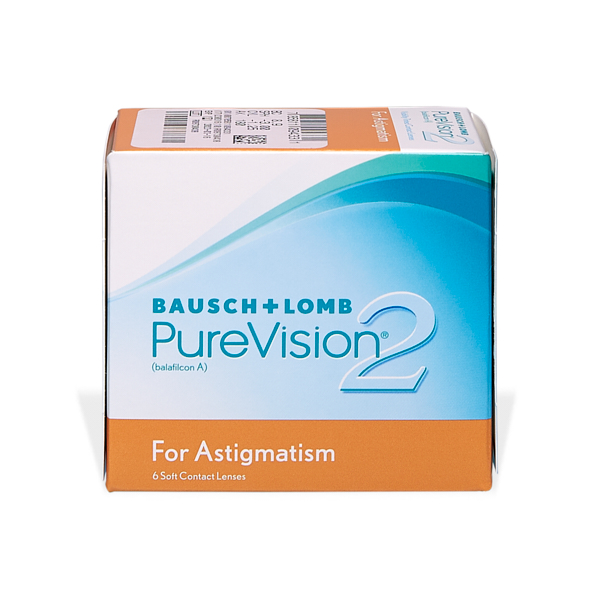 kontaktlencsék PureVision 2 for Astigmatism (6)