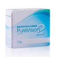 nákup kontaktných šošoviek PureVision 2 HD