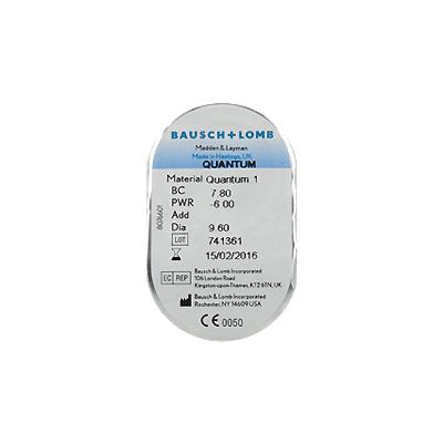 nákup kontaktních čoček Quantum I (1)