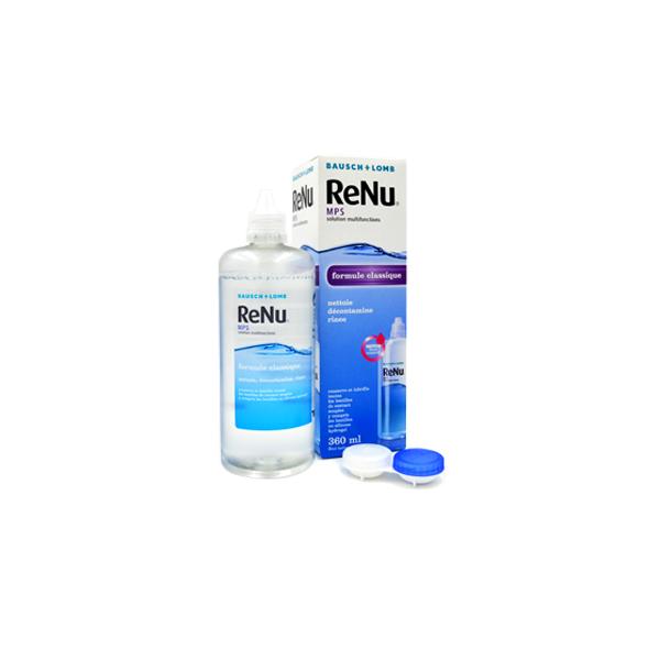 achat produit lentilles ReNu MPS 360ml
