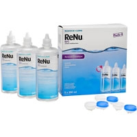 Compra de lentillas Pack Renu Eco MPS 3X360ml