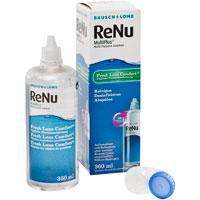 Compra de producto de mantenimiento ReNu MultiPlus 360ml