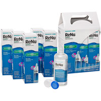 Kontaktlencse ápoló ReNu MultiPlus 6x240ml