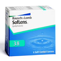 kupno soczewek kontaktowych SofLens 38