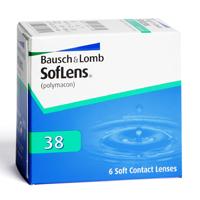 šošovky SofLens 38