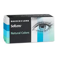 šošovky SofLens Natural Colors