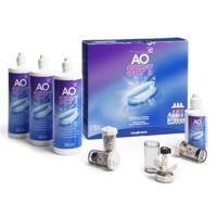 Aosept Plus 3x360 ml +90ml Pflegemittel