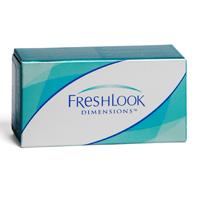 kontaktlencse vásárlás Freshlook Dimensions 2